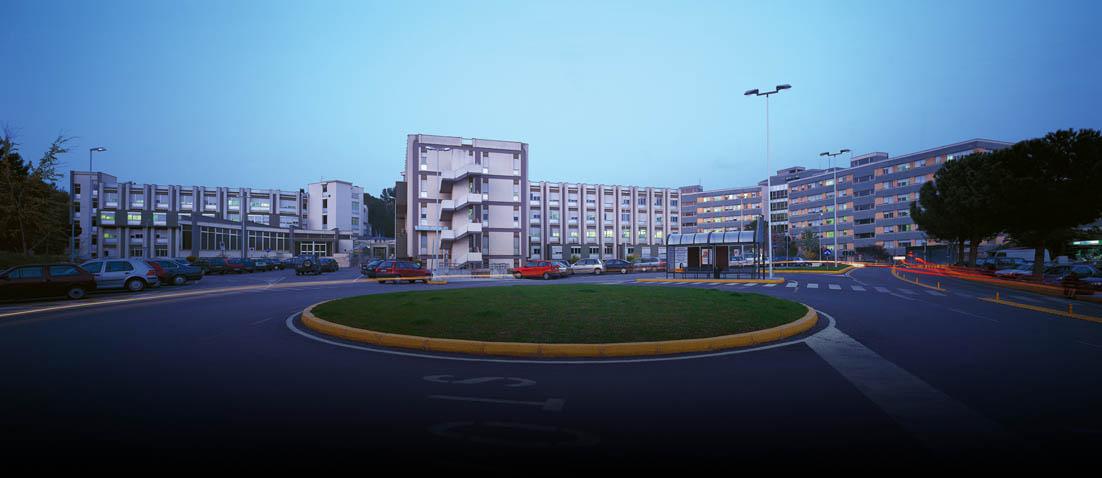 """Ospedale """"San Liberatore"""" di Atri – Azienda Sanitaria Locale di Teramo"""